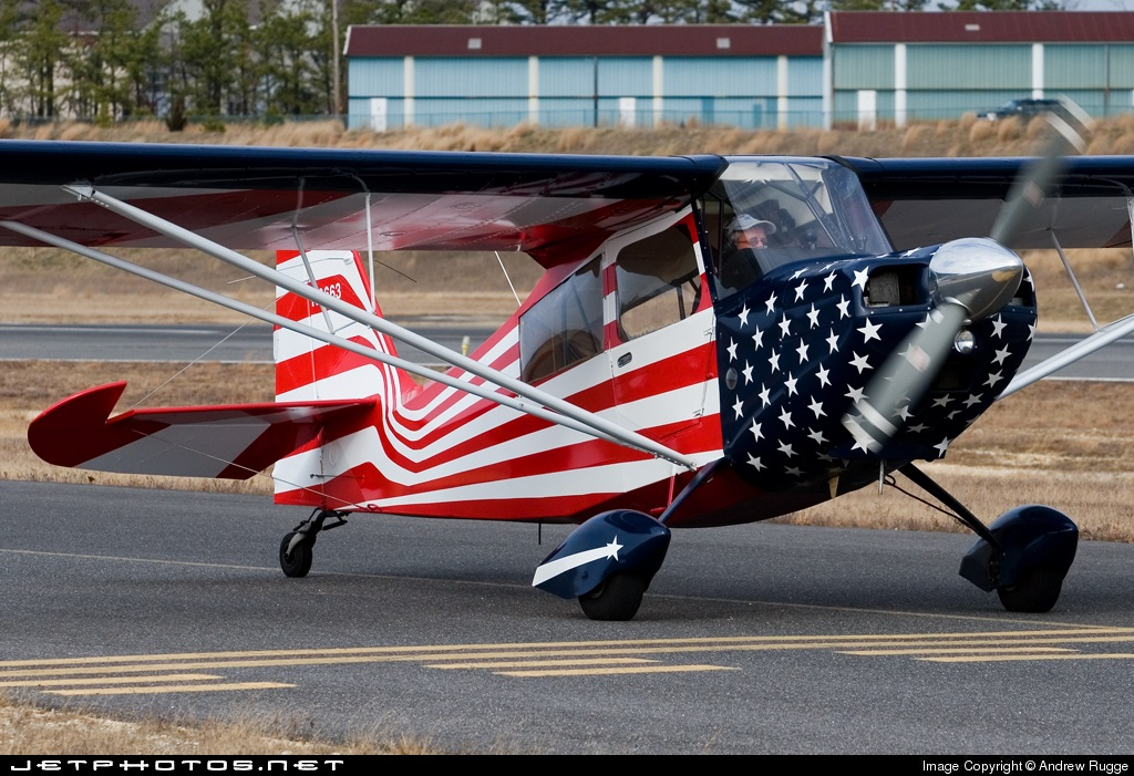 Monmouth Executive Airport - Old GLory